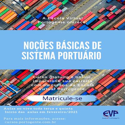 Noções Básicas de Sistema Portuários