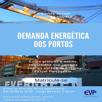 Demanda Energética dos Portos