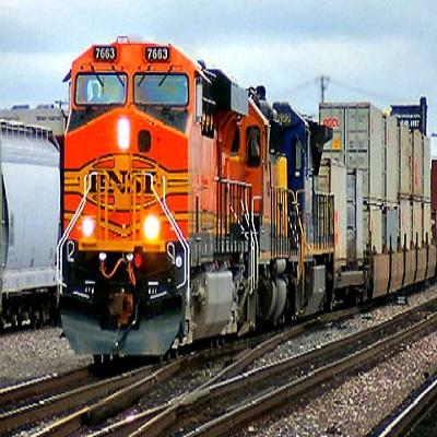 Ferrovias (5° módulo) - Transporte Ferroviário de Cargas